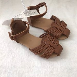 NEW! Old Navy Sandals Baby Girls